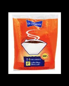GK Connaisseur Coffee Filters #4 Cone ~ 40 per pack