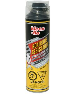 Kleen-Flo Roadside Assistance Emergency Tire Seal ~ 510g tin