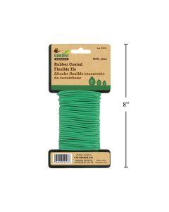 Garden Rubber Coated Flexible Tie ~ 19.7' {6M}