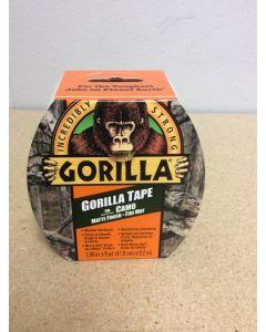 "Gorilla Tape Mossy Oak Camo ~ 1.88"" x 9yds"