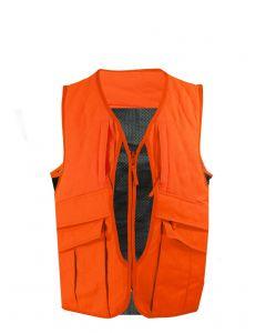 Thermoking Fl. Orange Game Bag Hunting Vest