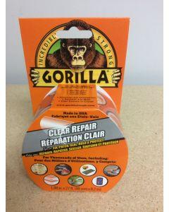"Gorilla Clear Repair Tape ~ 1.88"" x 9 yds"