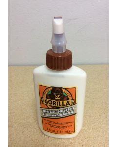 Gorilla Wood Glue ~ 4oz Bottle