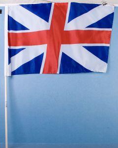 "Loyalist Flag w/Stick ~ 12"" x 18"""