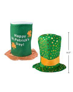 "St. Patrick's Day 14.5"" Oversized Hat"