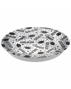 """Grad Plastic Serving Bowl ~ 13-3/4""""D"""