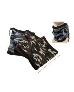 Men's Camouflage Neck Warmer