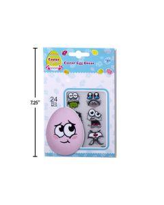 Easter Egg Decorating Sticker Book ~ 24 per book