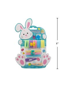 Easter Hair Accesssories Kit ~ 19 pieces