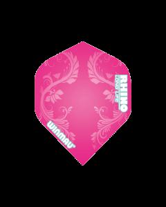 Rhino Flights ~ Pink Flowers