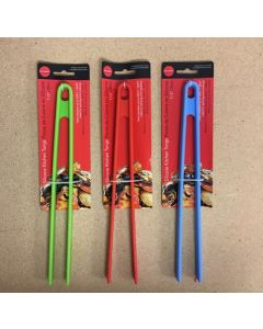 """Silicone Tongs ~ 11""""Long"""