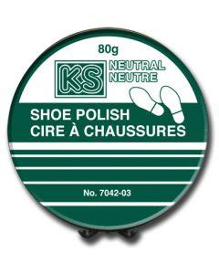 Shoe Polish - Wax ~ Neutral