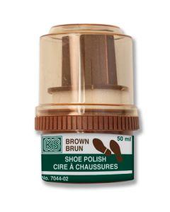 Shoe Polish - Cream ~ Brown