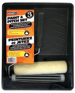 Bennett Paint & Pitch Set ~ 3 pieces