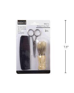 Mens Grooming Set ~ 3 pieces