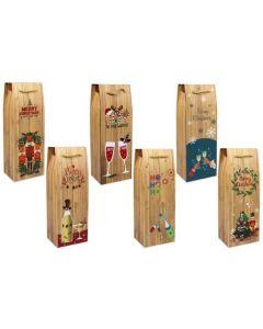 Christmas Bottle Gift Box