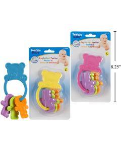 Baby Bear Keys Rattle Teether