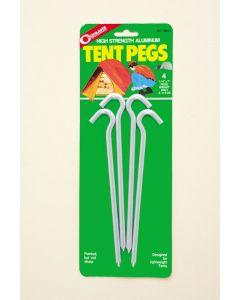 Coghlan's Aluminum Tent Pegs ~ 4 per pack