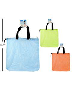 """Mesh Beach Bag ~ 16.5"""""""