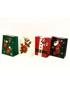 Christmas Medium Gift Bag ~ assorted