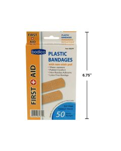 PVC Bandages ~ 50 per pack