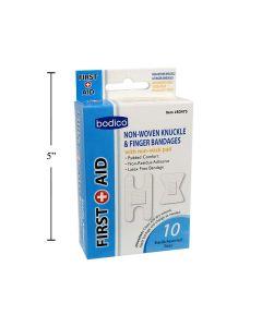 Knuckle & Finger Bandages ~ 10 per pack