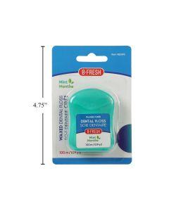 Dental Floss - Waxed Mint Flavoured ~ 100m