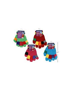 Kid's Multi-Colored Magic Gloves