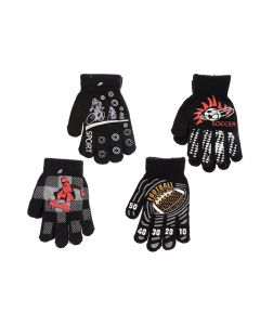 Kid's Magic Gloves ~ Boy's Designs