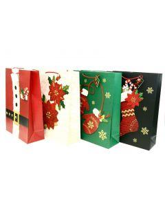 Christmas Jumbo Gift Bag ~ assorted