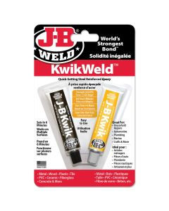J-B Weld ~ Kwik Weld