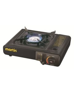 Martin Portable Butane Stove w/Carrying Case ~ 8,000 BTU
