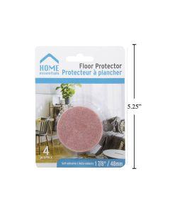"""Floor Protectors - 1-7/8"""" Diameter ~ 4 per pack"""