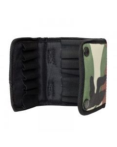 Camo Rifle Shell Case ~ holds 14 shells