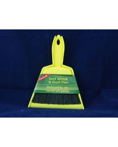 Coghlan's Tent Whisk and Dust Pan