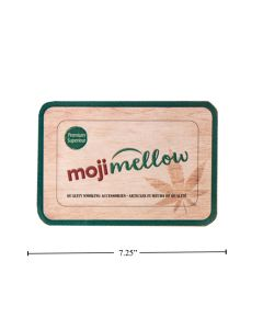 MojiMellow Tin Rolling Tray ~ Small
