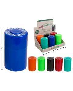 MojiMellow Air Tight Canister
