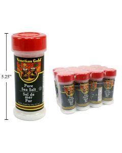 Pure Sea Salt {coarse} ~ 161 gram
