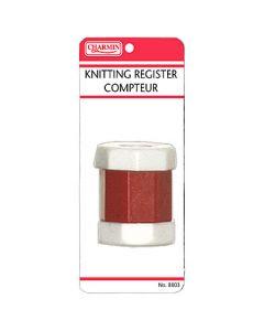 Knitting Register ~ Large