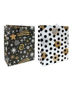 Super Jumbo Gift Bags ~ Abstract Designs
