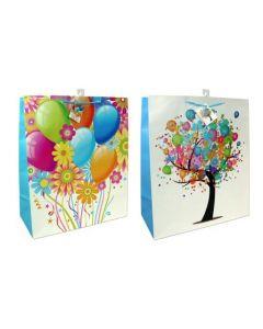 Super Jumbo Gift Bags ~ Birthday No Writing