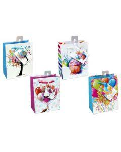Small Gift Bags ~ Birthday No Writing