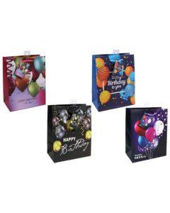 Medium Gift Bags ~ Happy Birthday