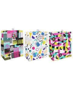 Large Gift Bags ~ Abstract Designs