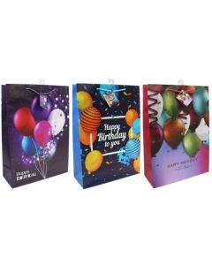 Jumbo Gift Bags ~ Birthday