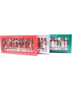 "Christmas Crackers - 9"" ~ 12 per pack"