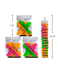 Large Snack Clip - 2 per pack