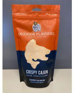 Outdoor Flavours Seasoned Coating Mix ~ Crispy Cajun