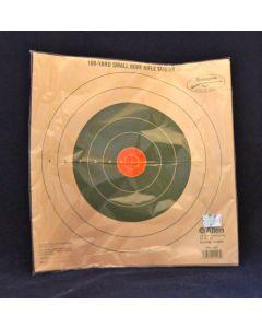 Bullseye Paper Targets ~ 100 yard