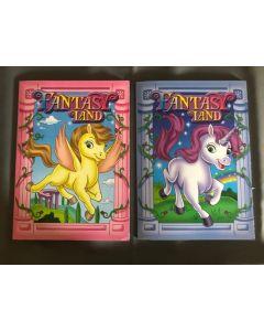 Fantasy Land Coloring Books